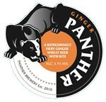 Ginger Panther Wheat Beer