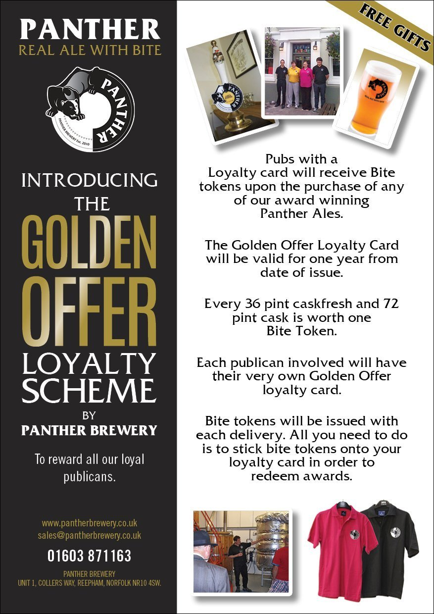 Golden Offer flyer d